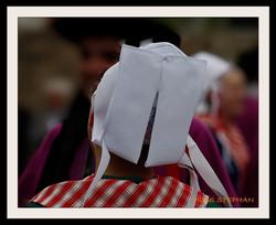 Coiffes et chapeaux ronds -  (2)