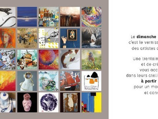 à Camaret-sur-Mer - collectif d'Artistes - tout l'été 2019