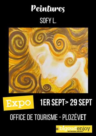 à Plozévet - Exposition de Peintures - du 1er au 29 septembre 2021