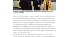 Expo Mairie Quartier de l'Europe Brest décembre 2018 et Janvier 2019