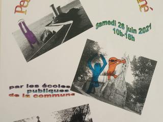 à Plouzané - Exposition de peintures - samedi 26 juin 2021