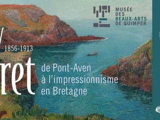 à Quimper -  Exposition au Musée des beaux Arts - du 24 juin au 4 octobre 2021