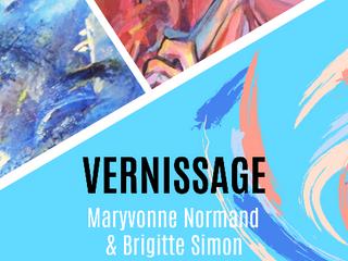 à Brest - Exposition de peintures - du 29 novembre au 15 décembre 2019