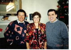 Cidalia Maria and Jose Elmiro