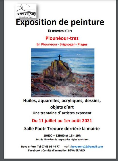 Expo 2021 Plounéour Trez