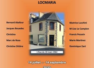 à Quimper - Art Pluriel à Locmaria - du 14 juillet au 14 septembre 2020