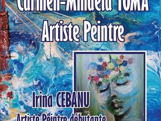 à Logonna-Daoulas -  Exposition de peintures - du 19 au 25 août 2019