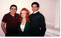 Tempest Storm and Kenny Johnson