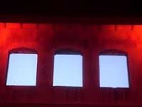 Three Windows at the Matadero, Madrid