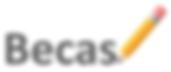 Logo de becas.png