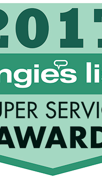 ANGI Super Service Award Badge