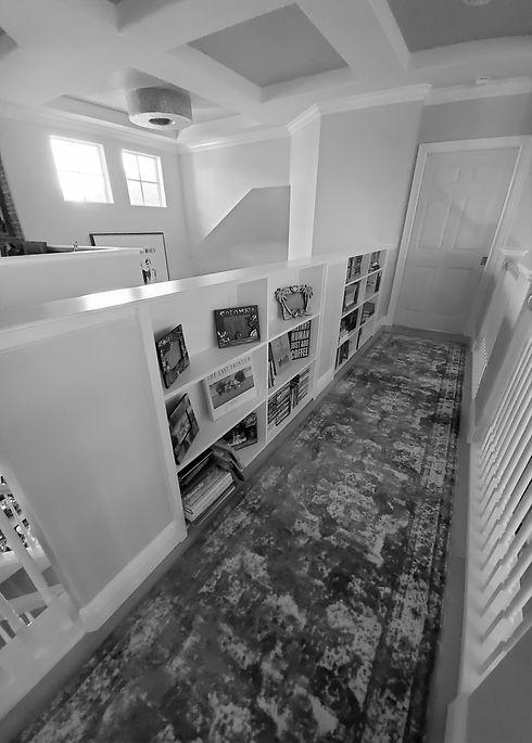 Cubbies, Ceilings, Paint