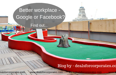 Facebook Office Outcasts Google Office In Facilities!  Find out how..