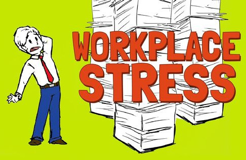 Causes Of Stress At Workplace