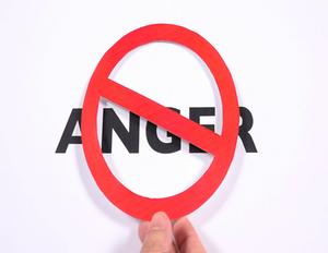 anger dont sign