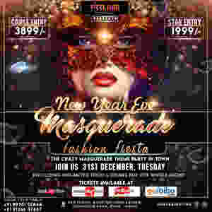 space bar new year poster