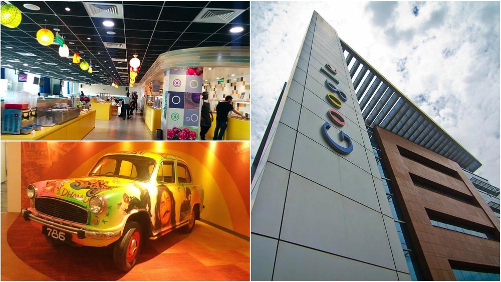 google buillding