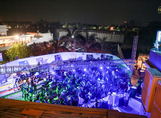 Lohri Night Celebration With A Silent Headphone Twist In Pune!