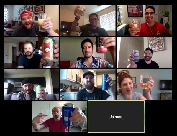 Video chatting fun