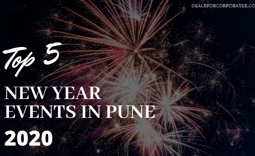 Top 5 New Year Events In Pune