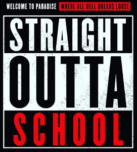 straight outta school poster