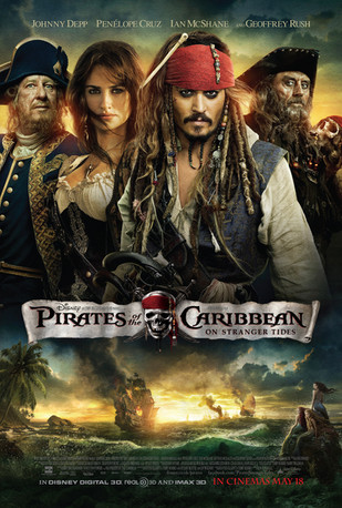 FIGHTS | Looking back on Pirates of the Caribbean fights with Orlando Bloom