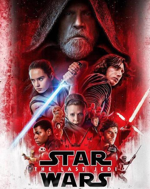 Star Wars: The Last Jedi Fights
