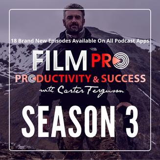 PODCAST | Season 3 - 18 New Episodes