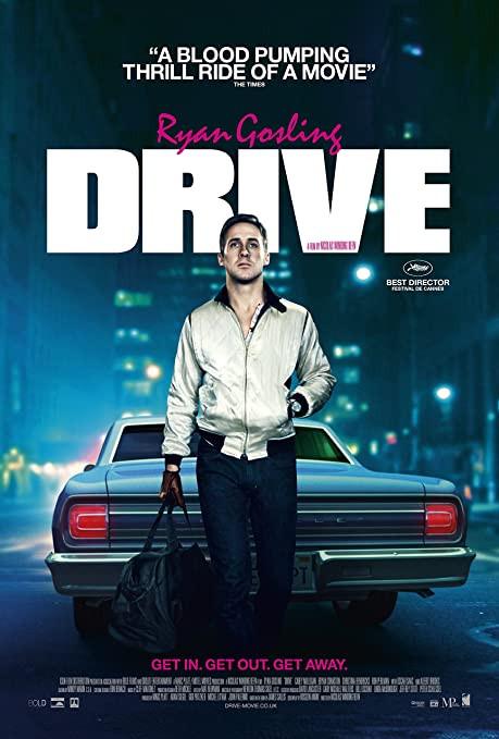 Drive Poster Ryan Gosling