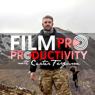 MY PODCAST | Film Pro Productivity Available Now