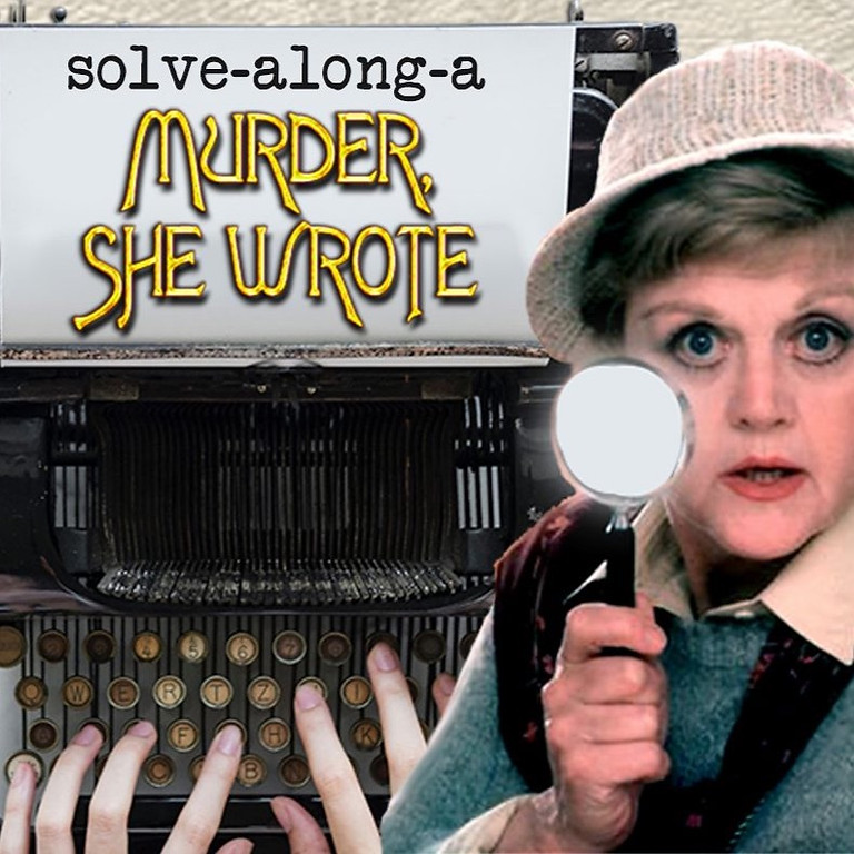 Solve Along A Murder She Wrote