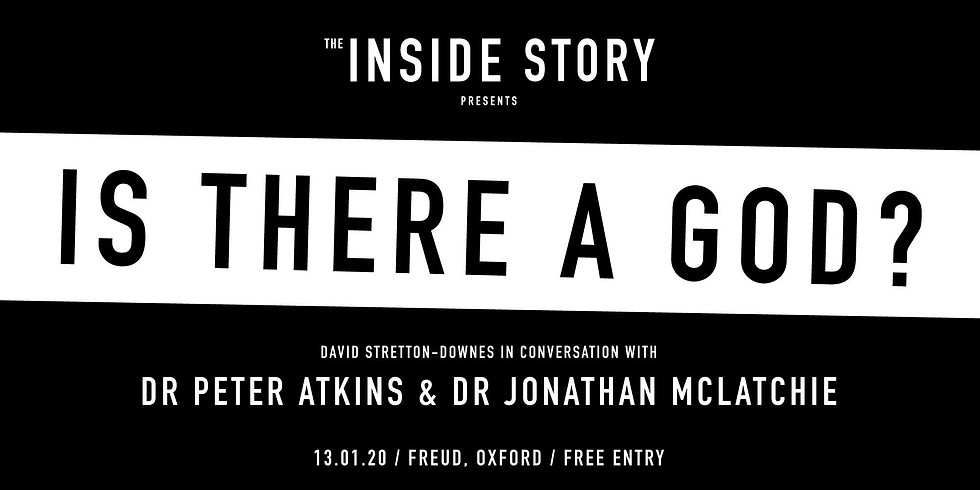 Inside Story: Is there a God?