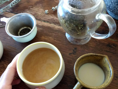 November Tea Blend - Frost Moon