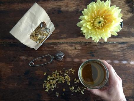 July Tea Blend - Reducing Heat