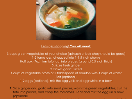 Global Soups