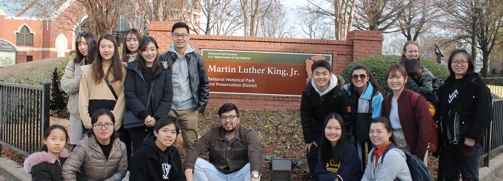 MLK Site