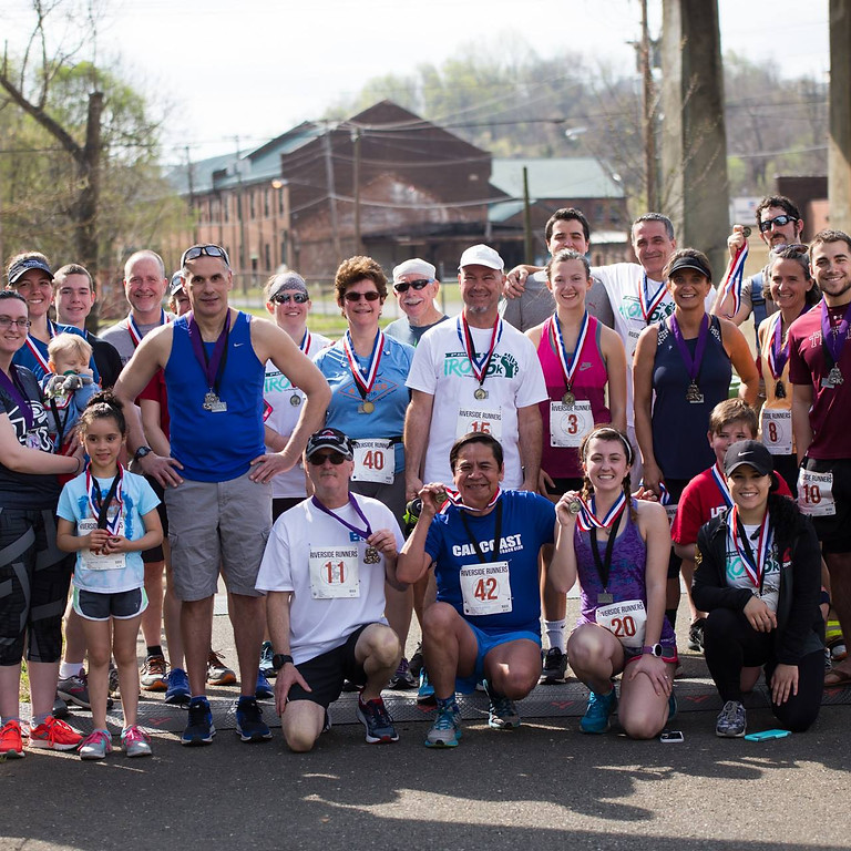 9th Annual IRON 5K Run/Walk & Bacon Festival