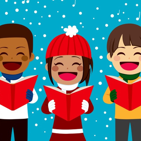 Monelison RUBIES Christmas Caroling