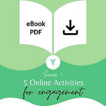 5 online activities for engagement serie