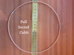 Full Sacred Cubit Ring