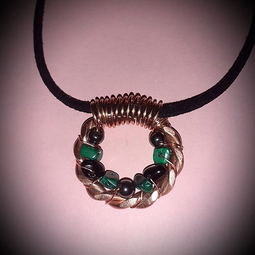 Purifying & Cleansing 1/8 Lost cubit Tensor pendant