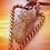 Thumbnail: Spearhead 177mhz Citrine 1/4 Lost cubit Tensor Pendant