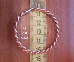 1/4 Lost Cubit Ring