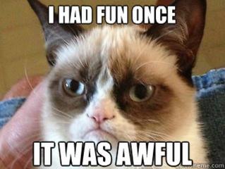 Grumpy Cat: In Memoriam