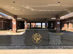 Quapaw Veteran's Wall