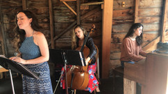 Recording The Barn Sessions