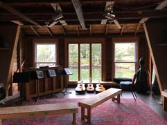 The Barn, a gorgeous rehearsal space