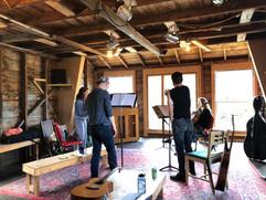 More music rehearsal!