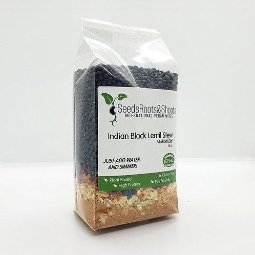 Indian Black Lentil Stew