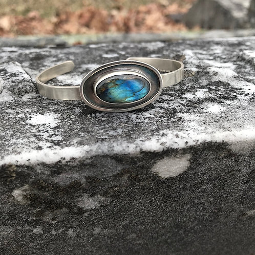 Shadowbox Cuff Bracelet